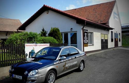 AUTO-PNEU-SERVIS KULHÁNEK   TPMS-Expert.cz