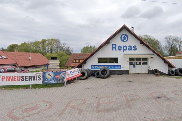 Repas Jičíněves | TPMS-Expert.cz