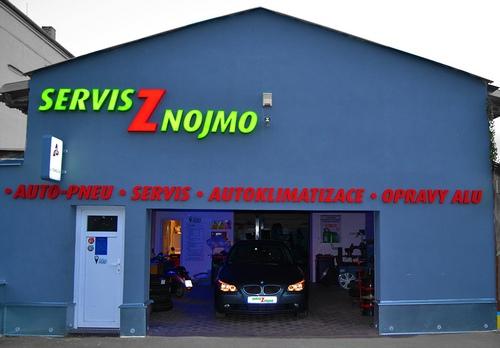 Servis Znojmo | TPMS-Expert.cz